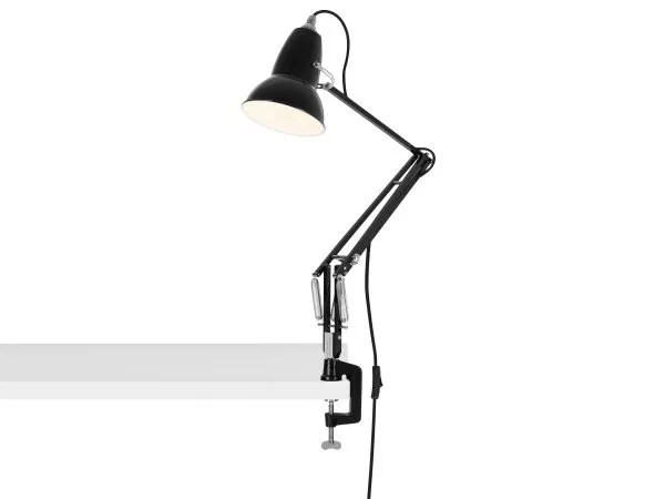 Original 1227 klem lamp Jet Black 3