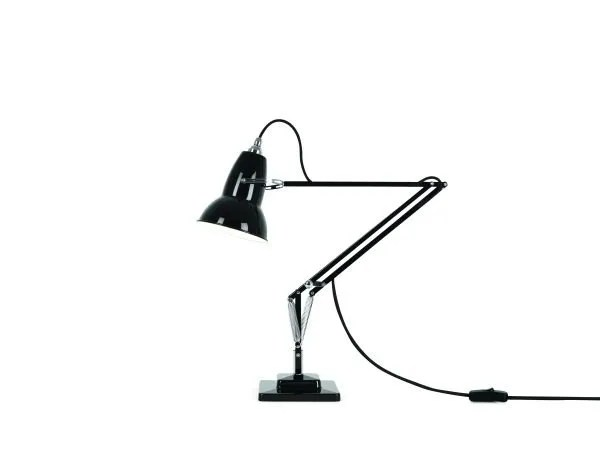 Original 1227 bureau lamp Jet Black 1