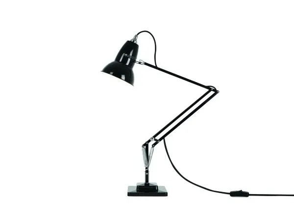 Original 1227 bureaulamp Jet Black 2