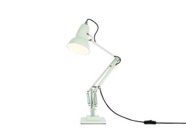 Original 1227 bureaulamp Linen White 3