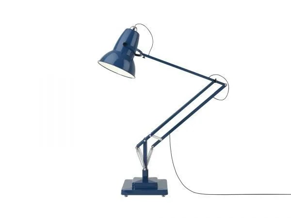 Original 1227 Giant Floor Lamp Marine Blue 2