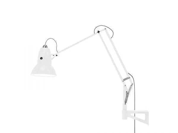 Original 1227 Giant Wall Mounted Lamp Alpine White 5