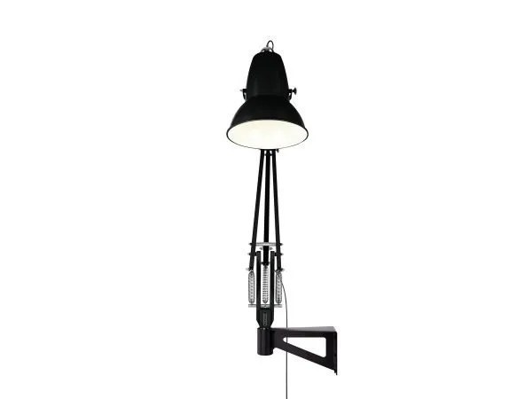 Original 1227 Giant Wall Mounted Lamp Jet Black 4 (Matte)