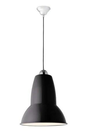 Original 1227 Gigant anglepoise hanglamp Jet Black (Gloss)