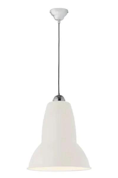 Original 1227 Gigant anglepoise hanglamp Linen White (Gloss)