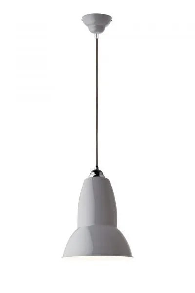 Original 1227 Midi Pendant -Alpine White w BW Cable 1Original 1227 Medium hanglamp anglepoise BINK lampen Dove Grey