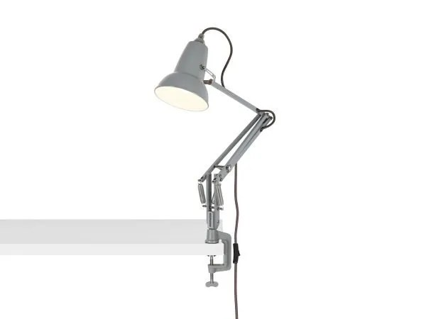 Original 1227 Mini bureau klemlamp Dove Grey 3