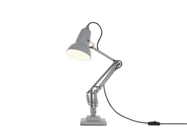 Original 1227 Mini bureaulamp Dove Grey 3 BINK