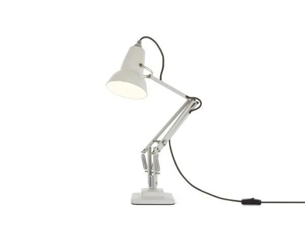 Original 1227 Mini bureaulamp Linen White 3 BINK