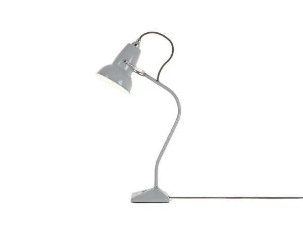 Original 1227 Mini bureaulamp anglepoise duif grijs