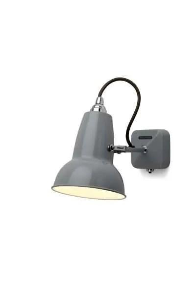 Original 1227 Mini Wandlamp Dove Grey 2