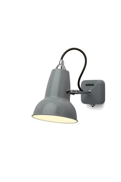 Original 1227 Mini Wandlamp Dove Grey 2