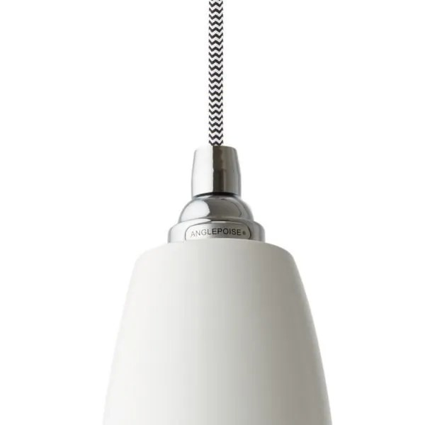 Original 1227 hanglamp Alpine White 2