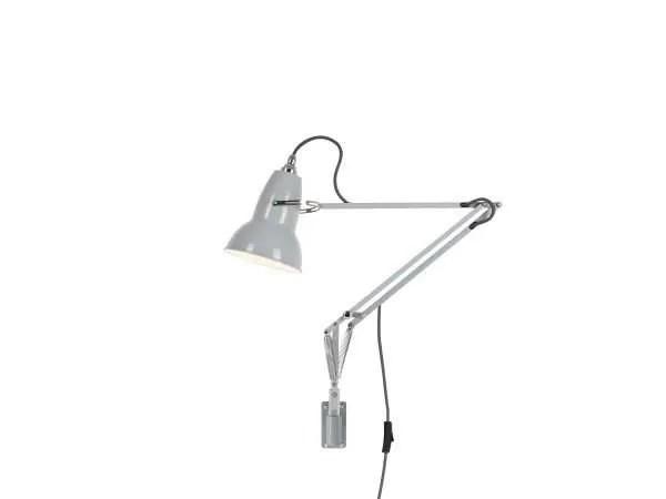 Original 1227 muur Lamp Dove Grey 1