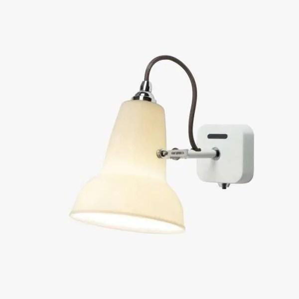 Original ceramic mini Anglepoise wandlamp BINK 3