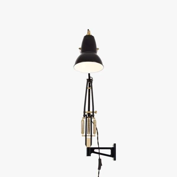 original 1227 brass anglepoise wandlamp 3