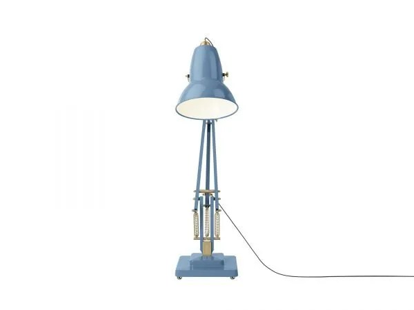 Original-1227-koperen anglepoise-Giant-vloerlamp Dusty Blue 4