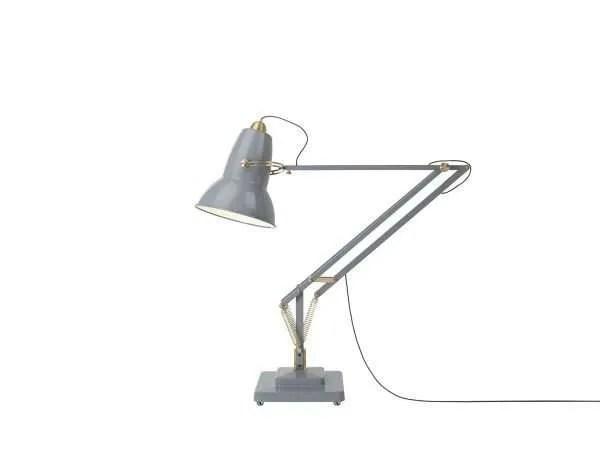 Original-1227-koperen anglepoise-Giant-vloerlamp Elephant Grey 1