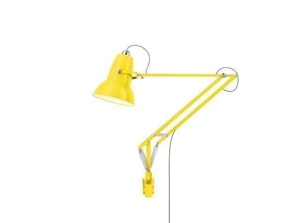 Original 1227 Giant Wall Mounted Lamp Citrus Yellow 1