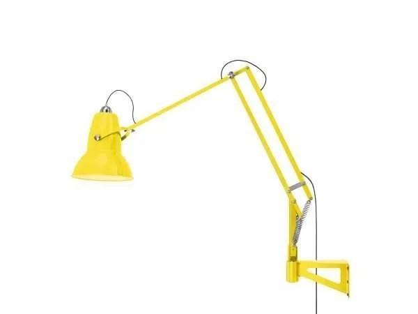 Original 1227 Giant Wall Mounted Lamp Citrus Yellow 5