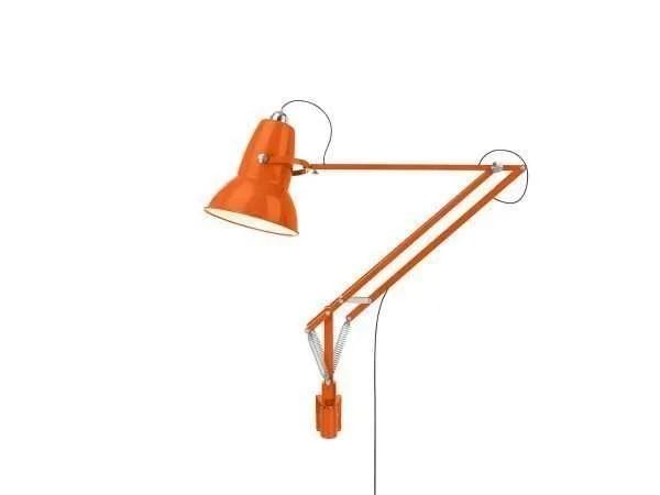 Original 1227 Giant Wall Mounted Lamp Fresh Orange 1