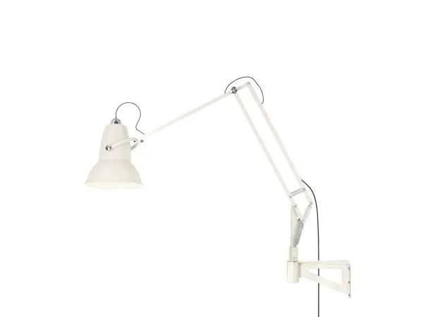Original 1227 Giant Wall Mounted Lamp Linen White 5 (Matte)
