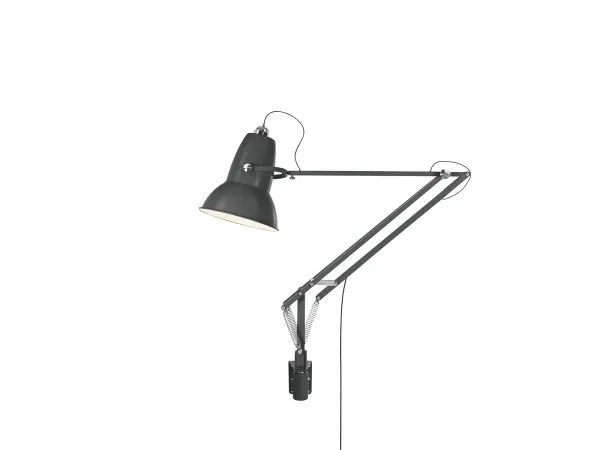 Original 1227 Giant Wall Mounted Lamp Slate Grey 1