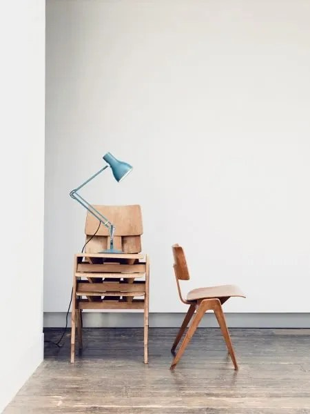 Anglepoise + Margaret Howell - Saxon Blue 2