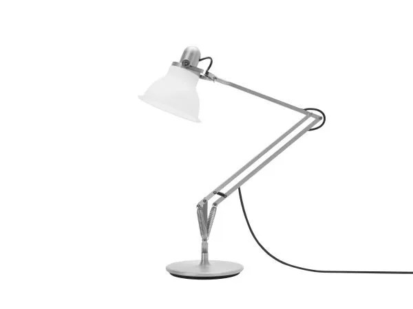 Anglepoise type 1228 Bureaulamp - Ice White 2 Off