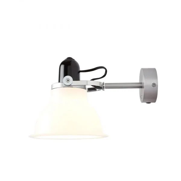 Anglepoise type 1228 Wandlamp spot Ice White 1 On