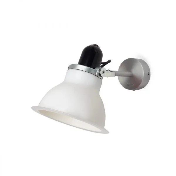 Anglepoise type 1228 Wandlamp spot Ice White 2 Off