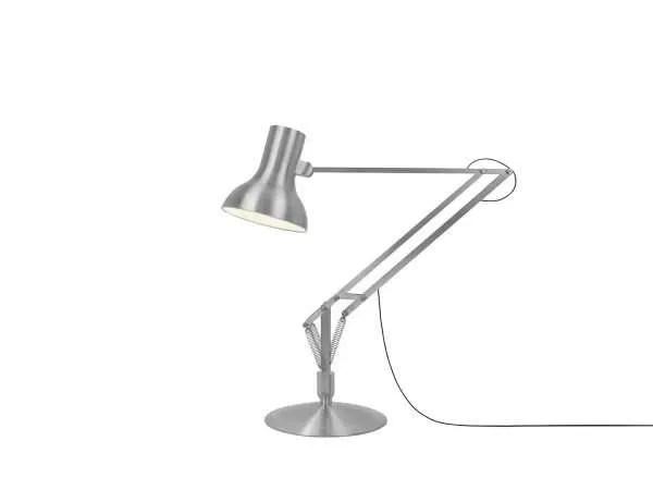 Anglepoise type 75 Gigant vloerlamp Brushed Aluminium 1