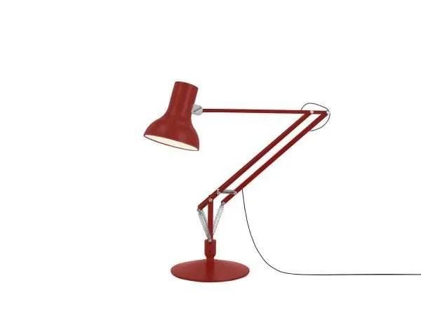 Anglepoise type 75 Gigant vloerlamp Crimson Red 1