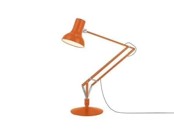 Anglepoise type 75 Gigant vloerlamp Fresh Orange 2
