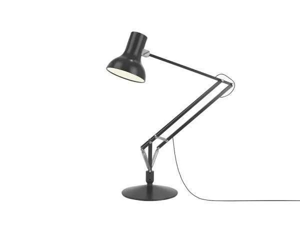 Anglepoise type 75 Gigant vloerlamp Graphite Grey 2