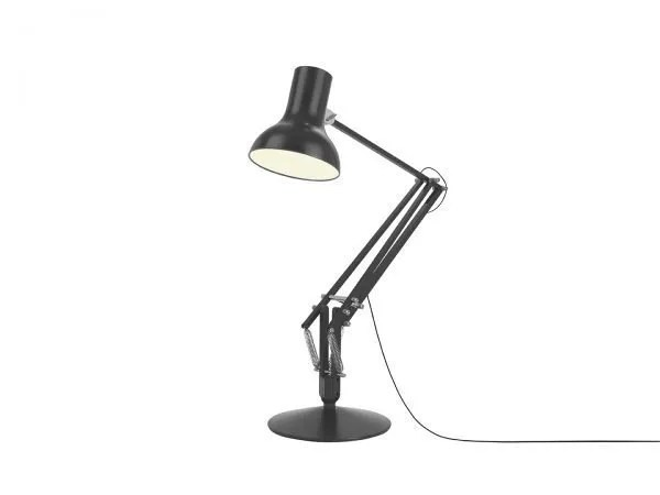 Anglepoise type 75 Gigant vloerlamp Graphite Grey 3