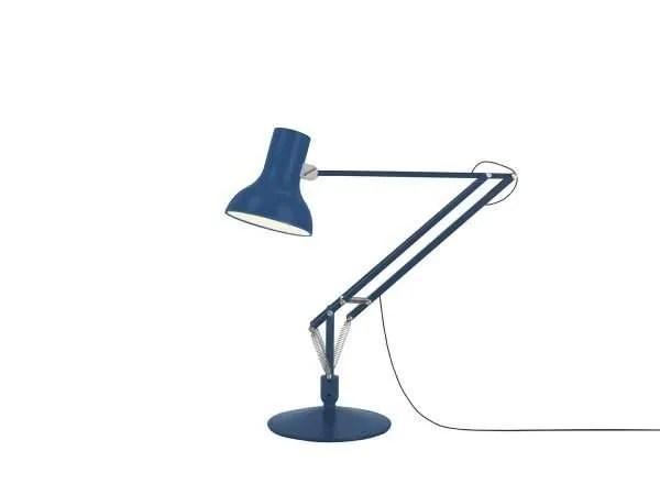 Anglepoise type 75 Gigant vloerlamp Marine Blue 1