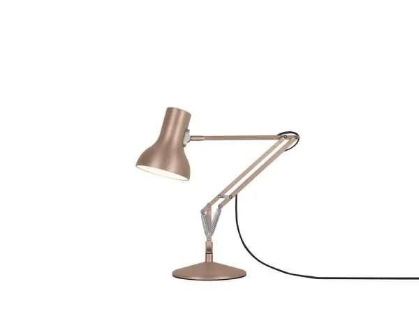 Anglepoise type 75 Mini bureaulamp Copper Lustre 1