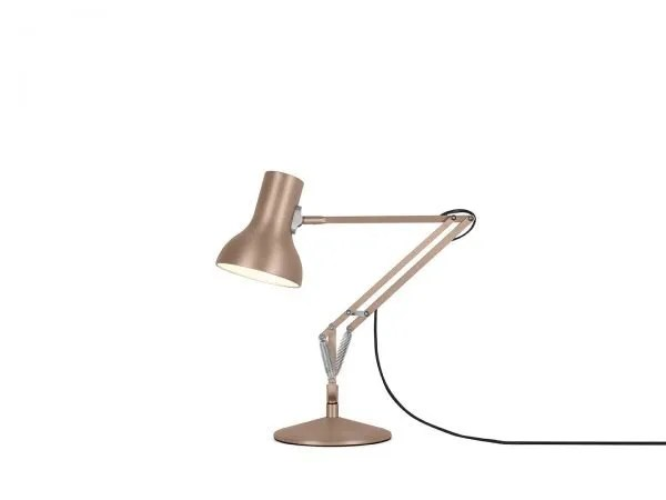 Anglepoise type 75 Mini bureaulamp Copper Lustre 1