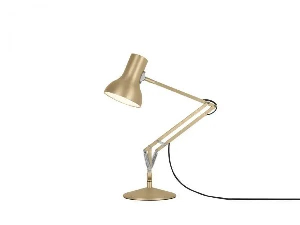 Anglepoise type 75 Mini bureaulamp Gold Lustre 2