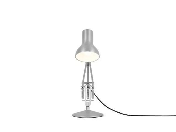 Anglepoise type 75 Mini bureaulamp Silver Lustre 4