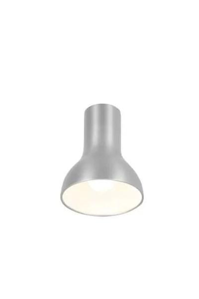 Anglepoise type 75 Mini wandlamp Brushed Aluminium 3