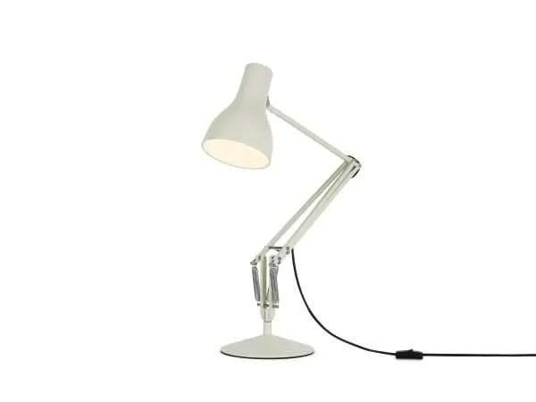 Anglepoise type 75 bureaulamp Jasmine White 3
