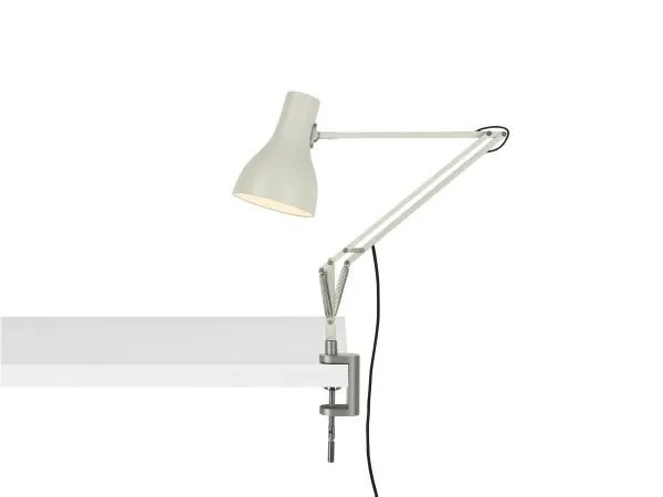 Anglepoise type 75 klemlamp bureaulamp Jasmine White 1