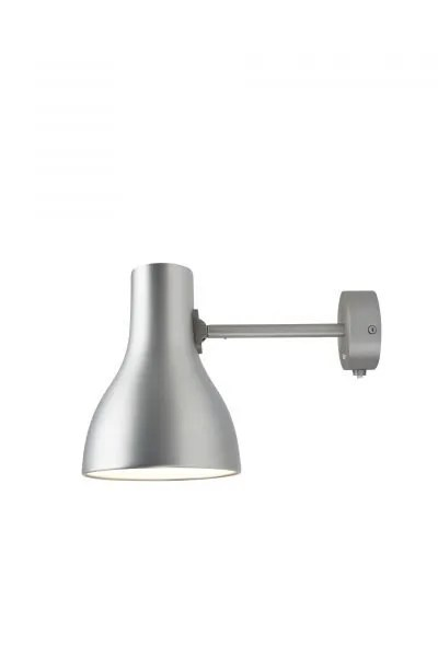 Anglepoise type 75 wandlamp Brushed Aluminium 1