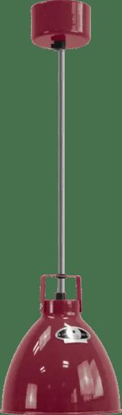 Jielde-Augustin-A160-Hanglamp-Bourgondisch-RAL-3005
