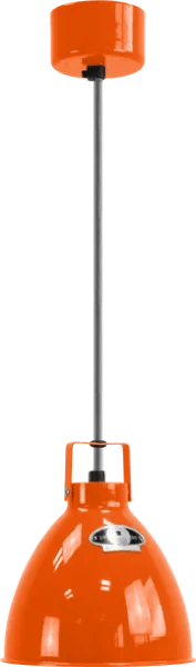 Jielde-Augustin-A160-Hanglamp-Oranje-RAL-2004