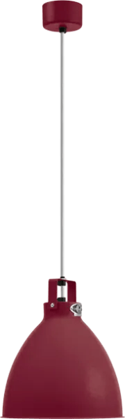 Jielde-Augustin-A240-Hanglamp-Bourgondisch-RAL-3005