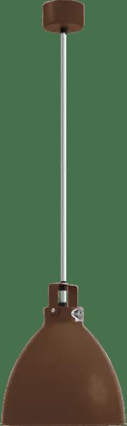 Jielde-Augustin-A240-Hanglamp-Chocolade-RAL-8017