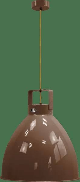 Jielde-Augustin-540-Hanglamp-Chocolade-RAL-8017